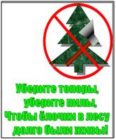 оформлении картинки защита зеленые елочки москве